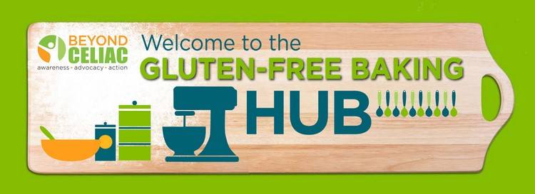 Welcome to the Beyond Celiac Gluten-Free Baking Hub